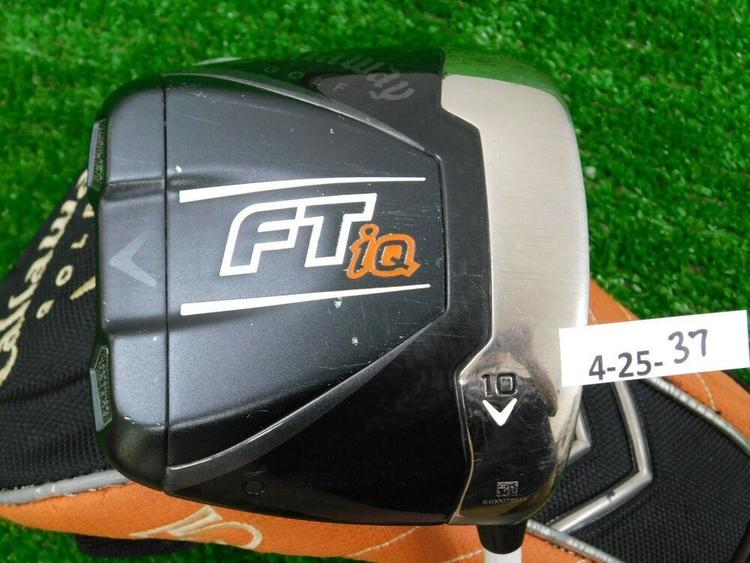 callaway ft iq driver for sale
