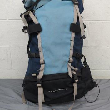 a062571c4 The North Face Stamina 65 Internal Frame Backpack Blue Women's Small ...