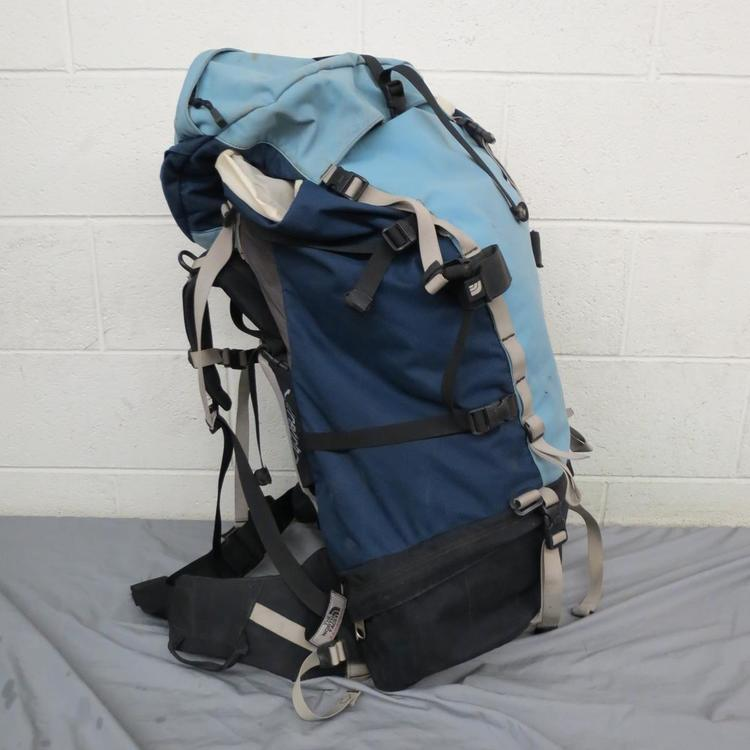 4bb967b83 The North Face Stamina 65 Internal Frame Backpack Blue Women's Small GREAT  LOOK | Other | SidelineSwap