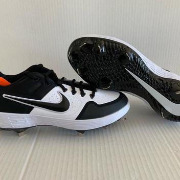64d2ef5f4998 NIKE MIKE TROUT IV FORCE ELITE BASEBALL LACROSSE CLEATS 10.5 TURF WORKOUT  BLUE LOW  120 BRAND NEW · shootthe3 ·  65
