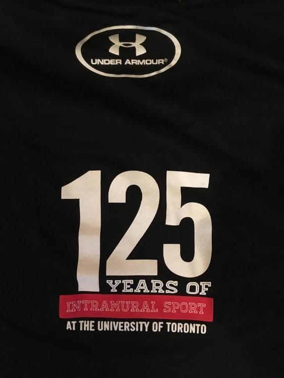 "4dfa16c76 Under Armour (Small) New University of Toronto ""I Am a Champion"" Heatgear  Shirt | Lacrosse Apparel | SidelineSwap"