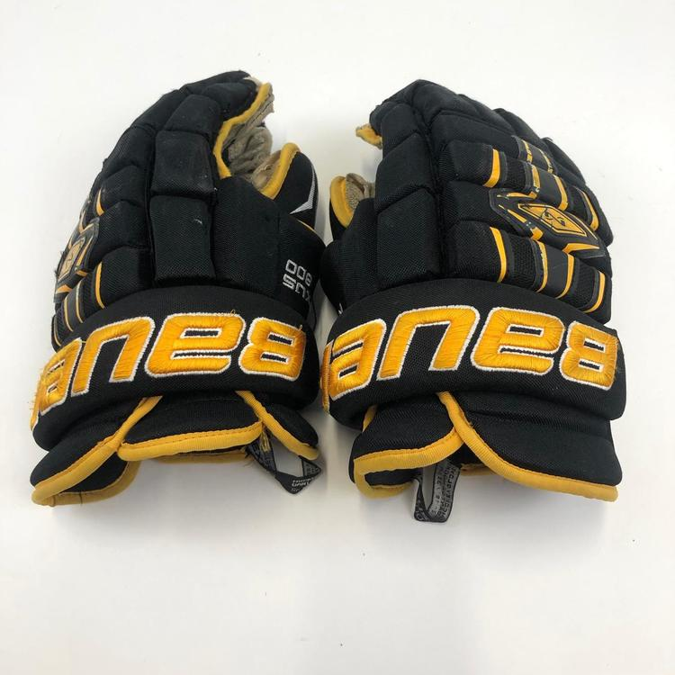Bauer Used Nexus 800 Black And Yellow 15 Quot Hockey