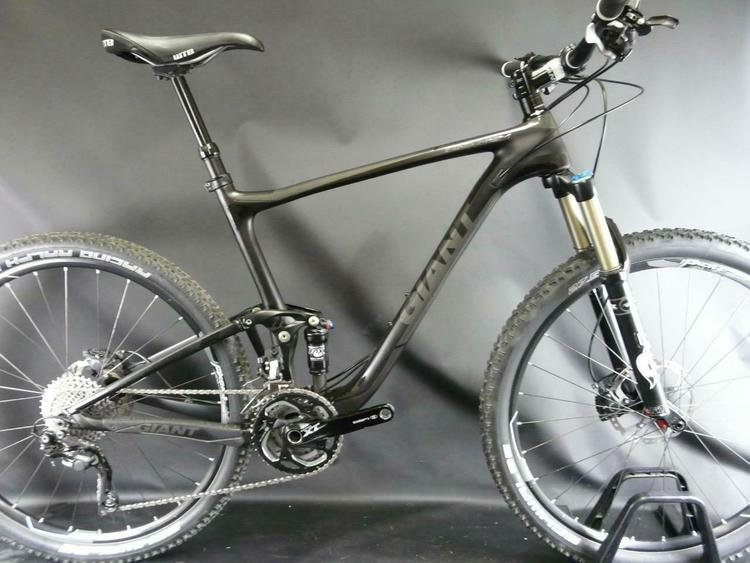 b8a01649bc1 Giant 2014 Anthem Advanced 27.5 XT Components Alloy Wheels Size: Large |  Bikes Complete Bikes | SidelineSwap