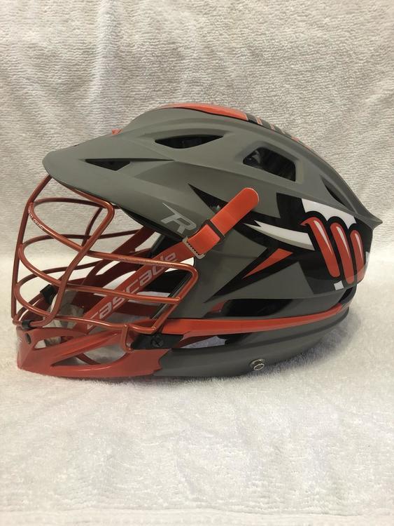 Denver Outlaws Helmet