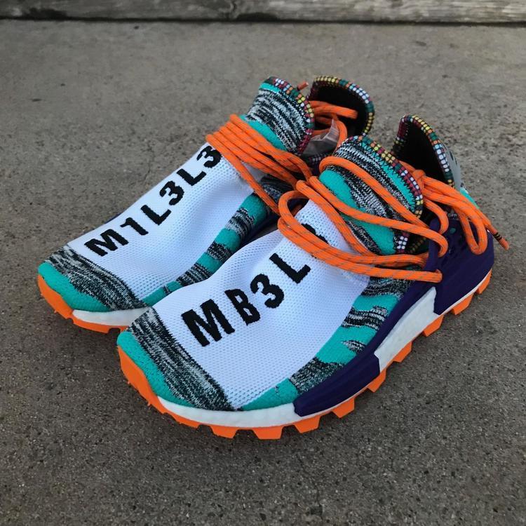 Adidas NMD Hu Pharrell Solar Pack