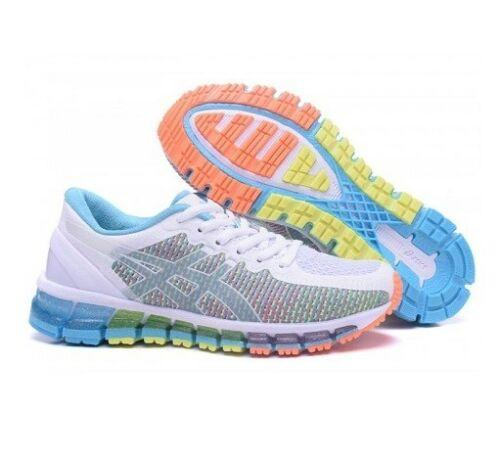 outlet store 4712d 86ebd Asics Gel-Quantum 360 CM Women's Running Shoes NIB White/Snow/Coral Size 6  *No Trades*