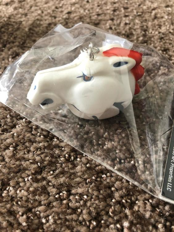 cbf3cd46cce62e Denver Broncos Foam Head Keychain | Football Training, Accessories & Other  | SidelineSwap