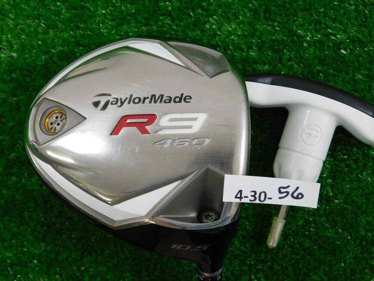 TAYLORMADE MENS R9 460 DRIVER WINDOWS XP