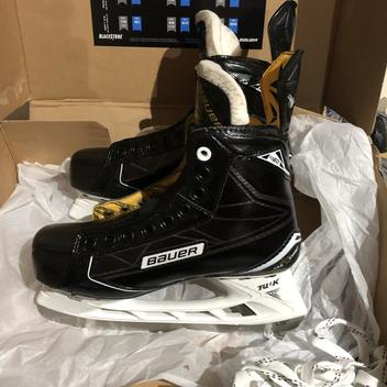 Bauer Supreme Totalone Mx3 Le Black Sr Hockey Skates