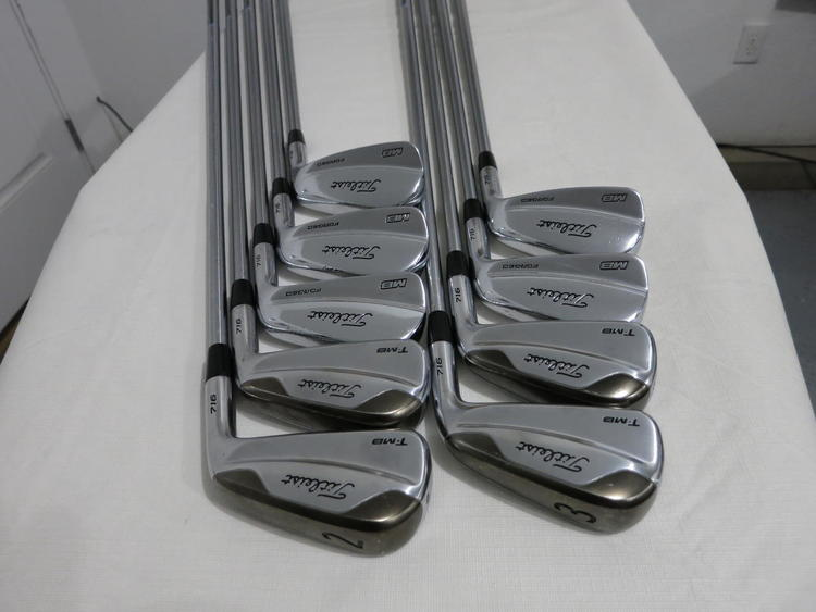 golf clubs have serial numbers