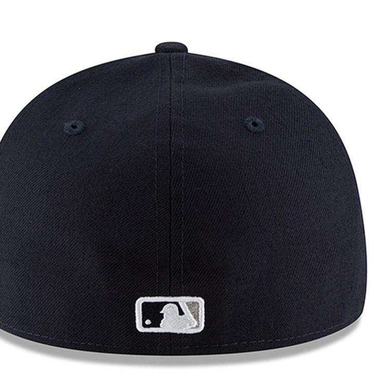 ca6aec03e9b64 New York Yankees New Era Navy Authentic Collection On Field Low Profile  Game 59FIFTY Fitted Hat. Related Items