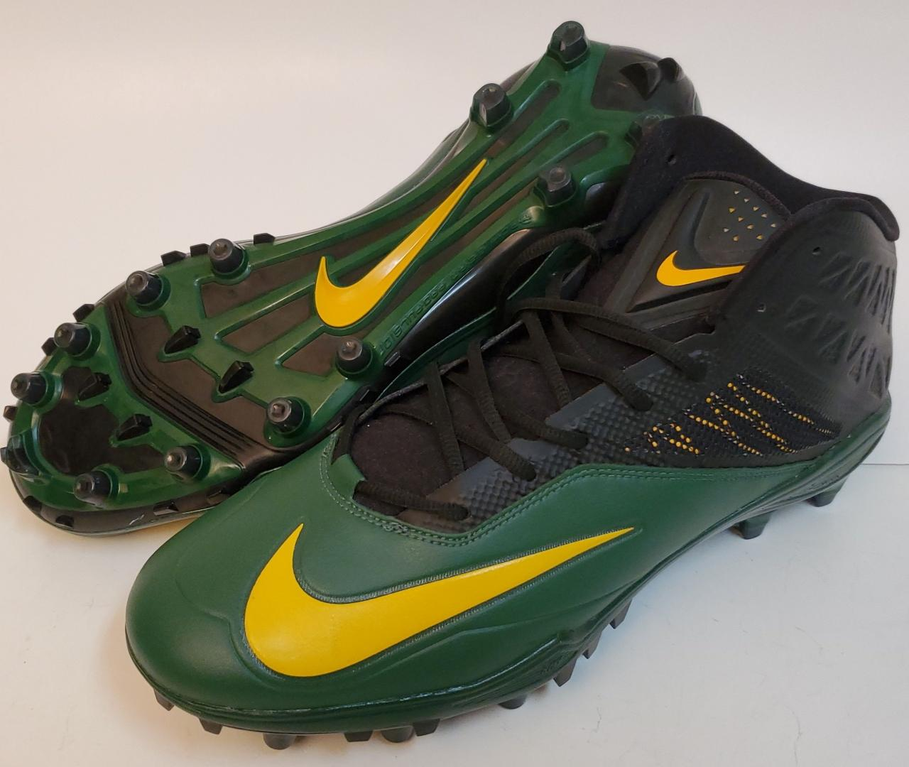 Nike New LN2 Green Yellow Black Molded