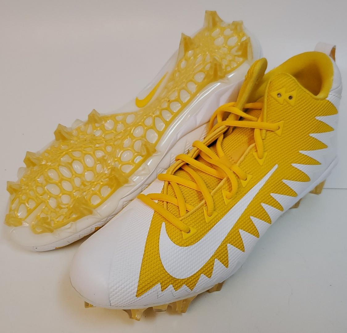 Nike New Alpha Menace YELLOW (US SIZE