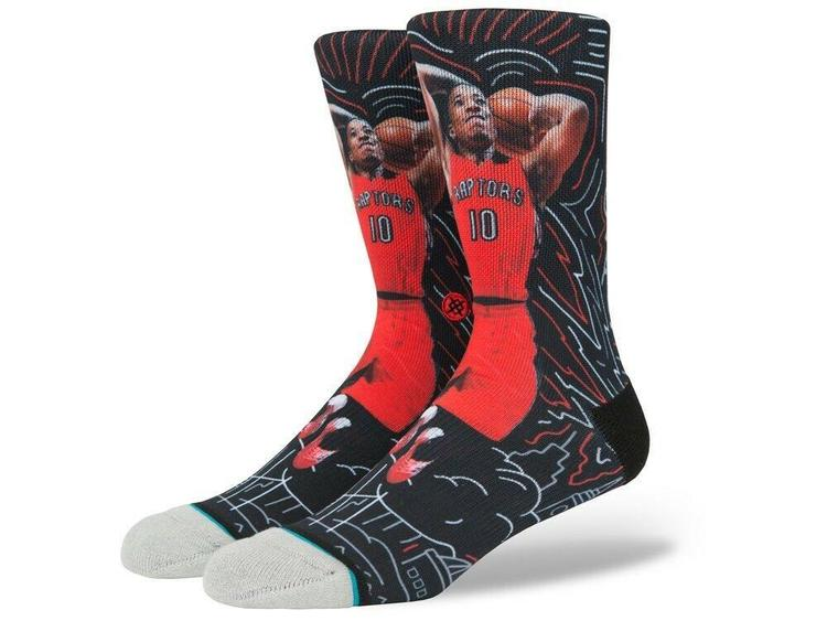 dec58d79f89 STANCE DEMAR DEROZAN SOCKS LARGE 9-12 TORONTO RAPTORS NBA XL BRAND NEW  JORDAN LG HTF RARE SPURS MENS