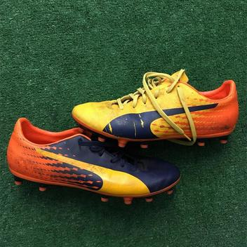pretty nice 94f52 eda0e Adidas FreeFootball SpeedTrick Indoor Shoes (Size 13)   SOLD   Soccer  Cleats   SidelineSwap