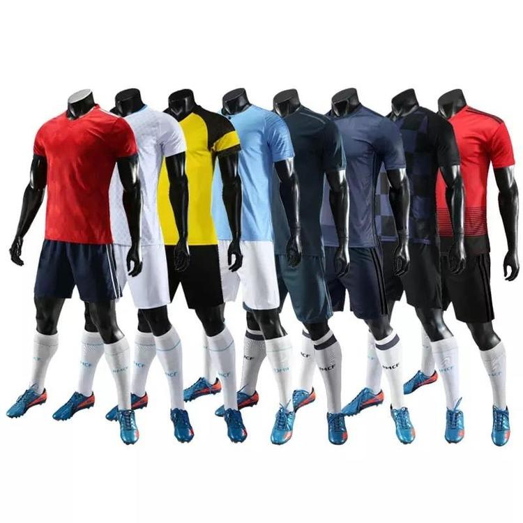 separation shoes 50b6c de0d0 Soccer Team Jerseys Set Sublimation Customize Wholesale