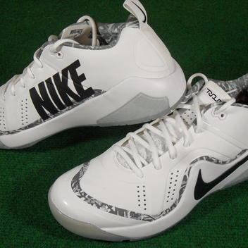 53e18d5ac06 Nike Force Zoom Trout 4 10.5 ASG 917921 101 White Chrome Silver All-Star  Miami