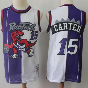 0a745f34ae8 Reebok 2003 MINNESOTA TIMBERWOLVES  15 (XL LONG) RETRO GRAPHIC NBA ...