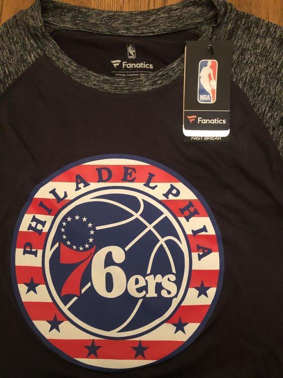 631de3ab56c3 ... Philadelphia 76ers Dri-fit T shirt Medium. Related Items