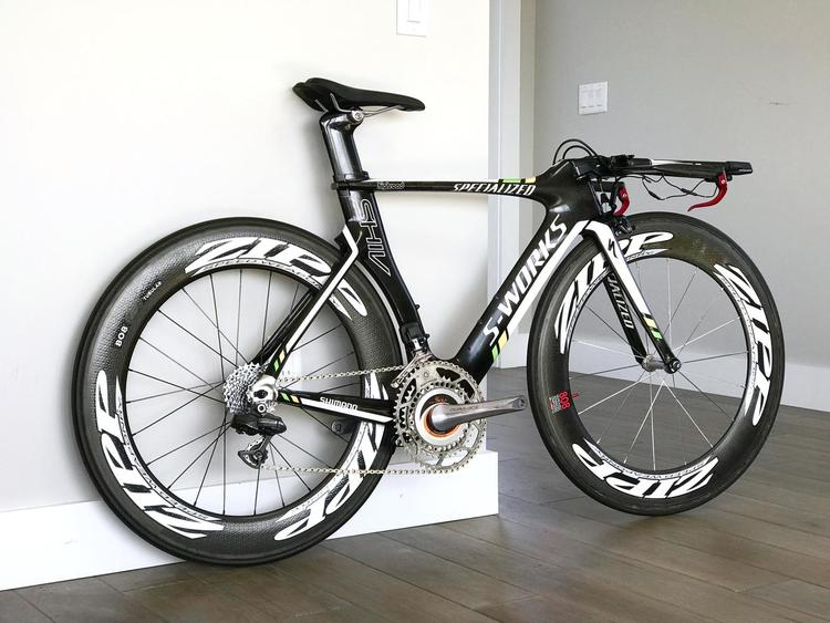b4fbf962412 S-Works Team HTC-Highroad Shiv TT Bike SRM Dura Ace Di2 PRO | Bikes  Complete Bikes | SidelineSwap