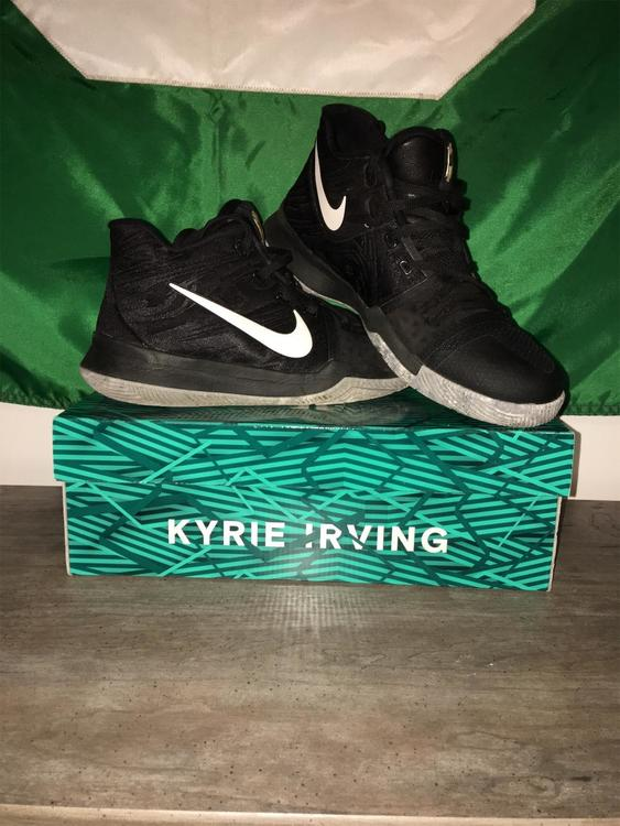 new concept f74d3 f1949 Kyrie 3 BHM shoes (worn once)