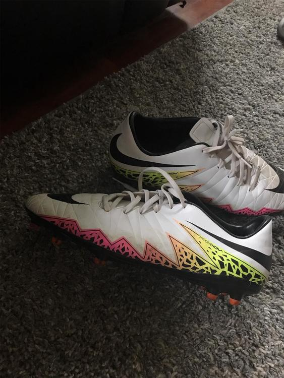 f59864f20 Nike HyperVenom Cleats Size 12. Related Items