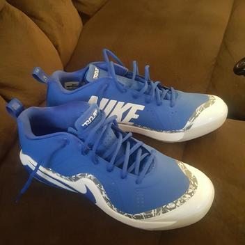 76478f387ea Nike Force Zoom Trout 4 Turf Baseball Footwear