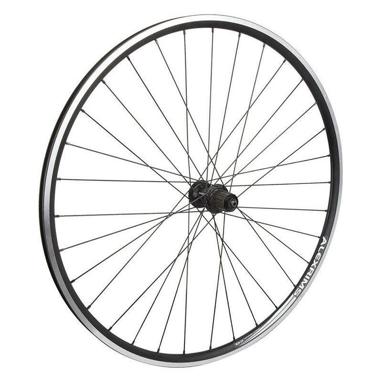 SHIMANO RS400--32H--QUICK RELEASE AXLE BLACK BICYCLE FRONT HUB