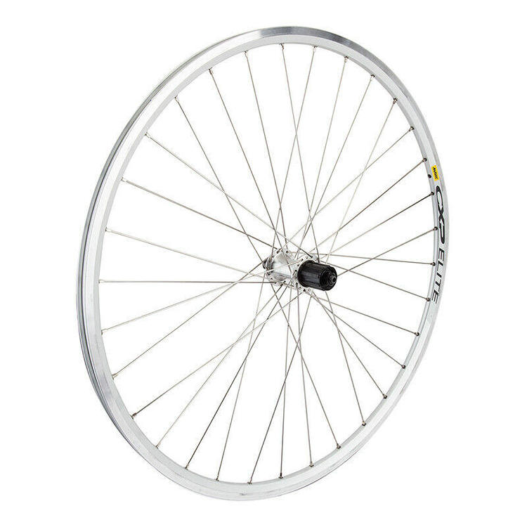 SHIMANO RS400 10//11-SPEED 32H  QUICK RELEASE SILVER REAR HUB