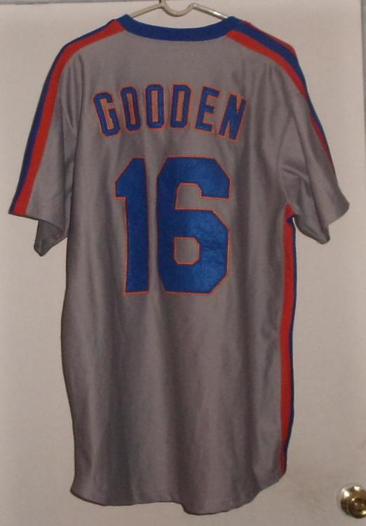 best website 41bcd 0ccdf Dwight Gooden (New York Mets) (Mitchell & Ness) Jersey (Adult-XL)