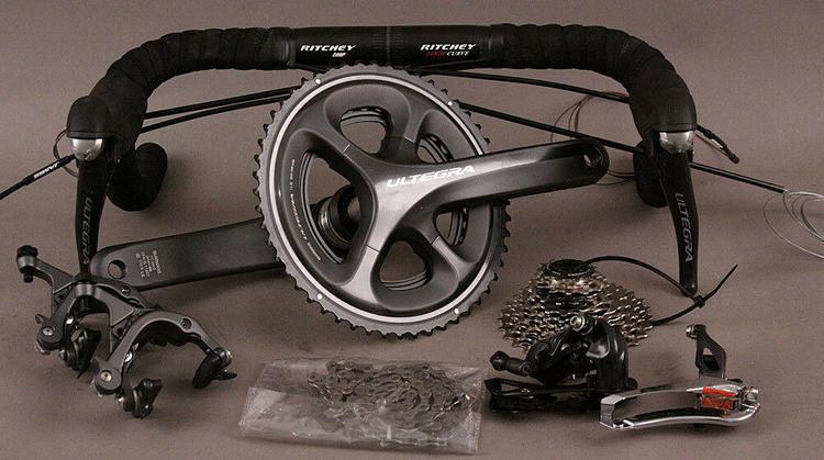 958e2ba58b0 Shimano Ultegra 6800 11 Speed Road Bike Group Groupset Build Kit STI  Shifters. Related Items