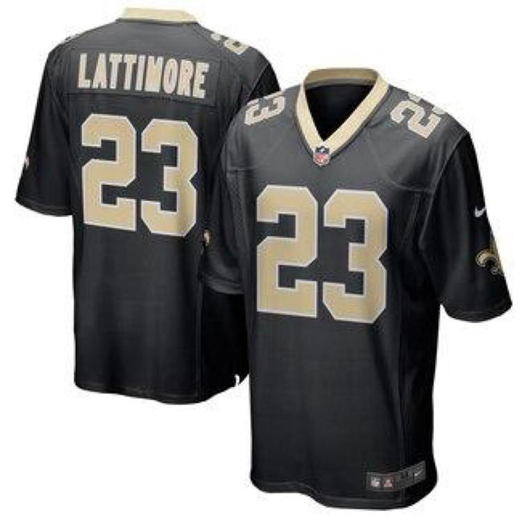 9de60cbae76 Nike Lattimore #23 NFL Fully Stitched Jersey | Football Apparel ...