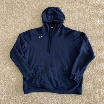 19866d33 Champion Eco Crewneck Sweatshirt Solid Blue Plain Logo Streetwear Casual  Mens XL. Related Items. Add to My Feed. $16