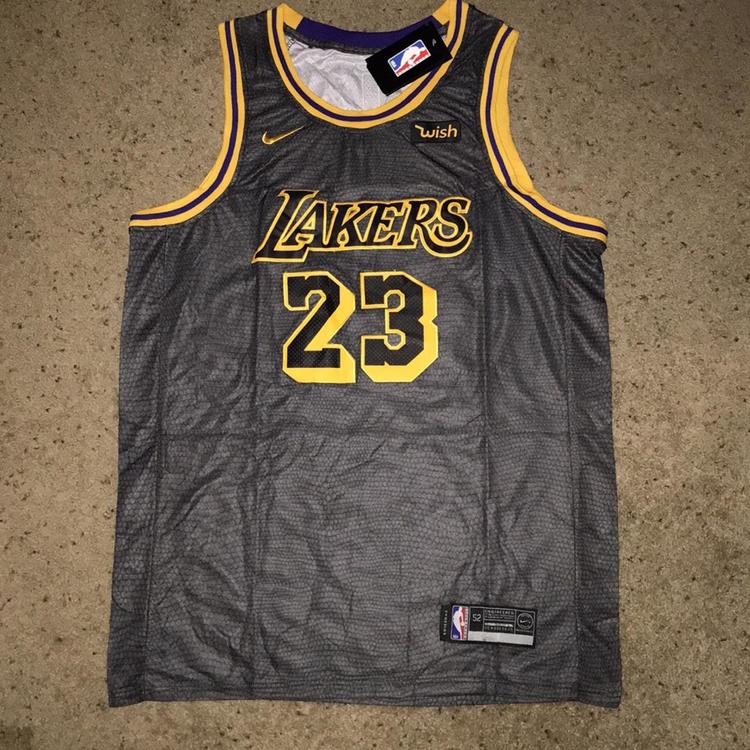 4e718d9ce Lebron James Los Angeles Lakers Nike Jersey. Related Items