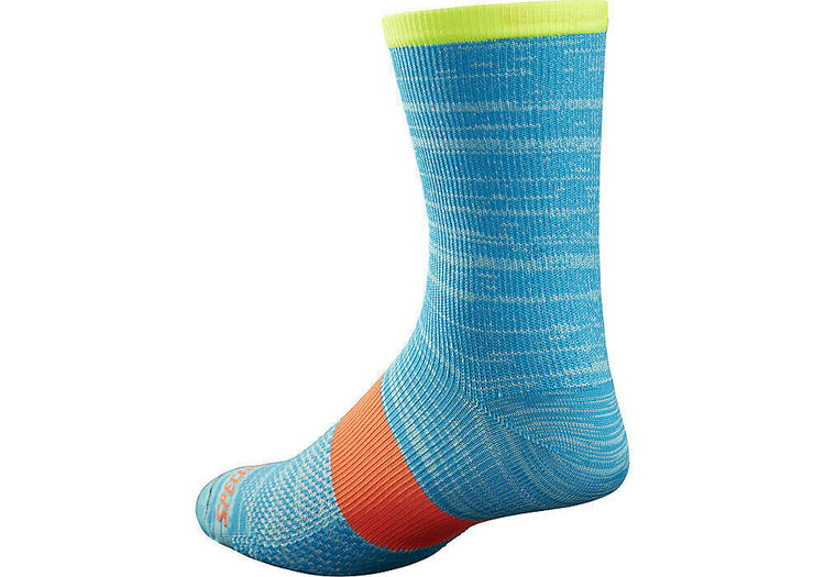 132f1433b Specialized SL Tall Cycling Sock S/M Blue Space/Neon Orange New Old Stock.  Related Items