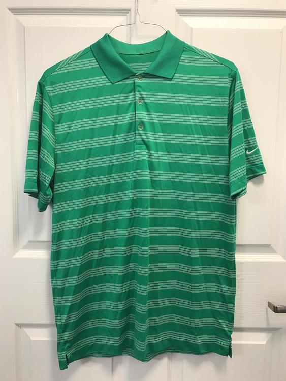 c5fa684d Nike NWOT Men's Shirt (Green, Size M) | 15% OFF | Golf Apparel ...