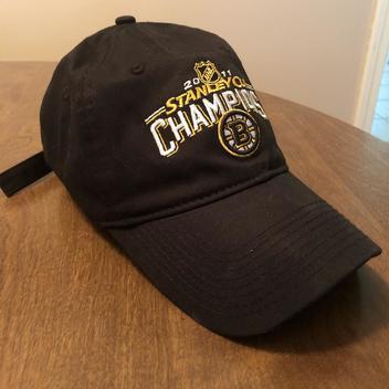official photos 5c249 6121e Reebok Boston Bruins Center ice M433Z Cap Hat NEW large XL   Hockey ...