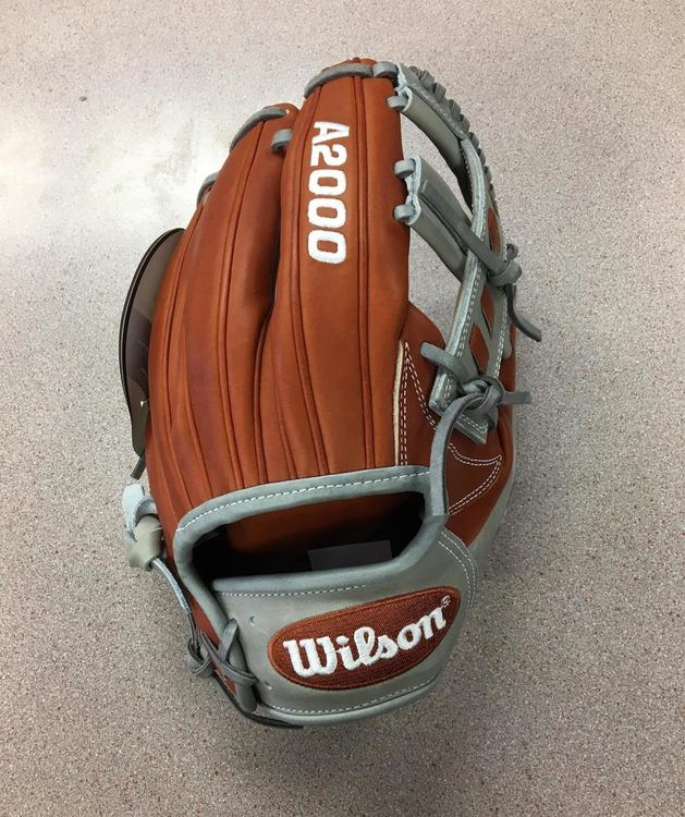 Wilson A2000 1716 May 2019 Glove of the Month