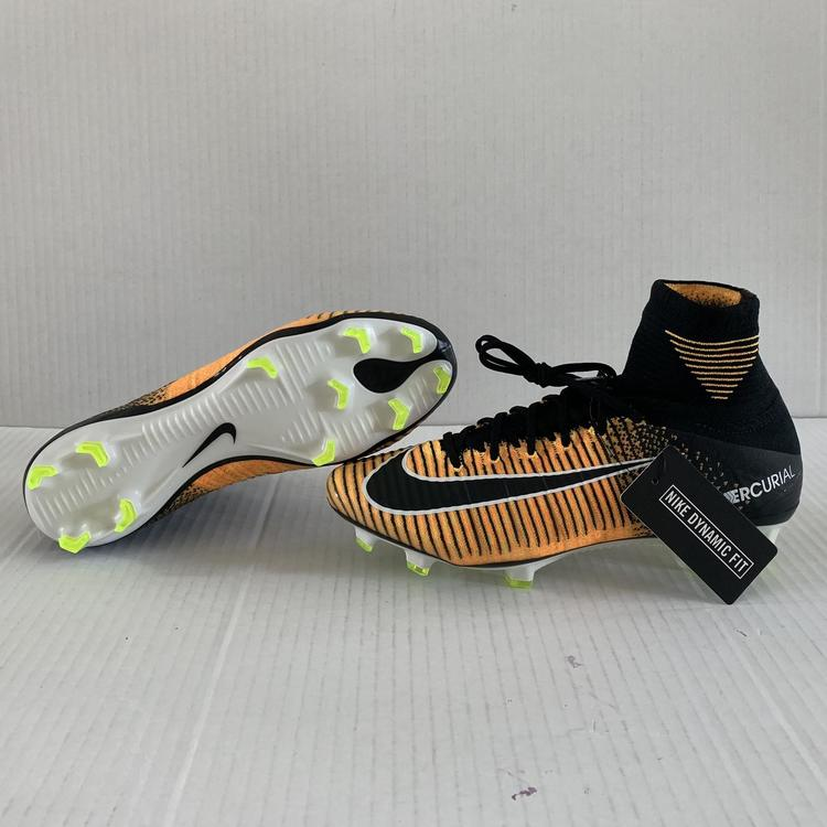 new concept b4360 39957 BRAND NEW MEN'S SIZE 8.5 Nike Mercurial Superfly 5 FG 'Laser Orange'