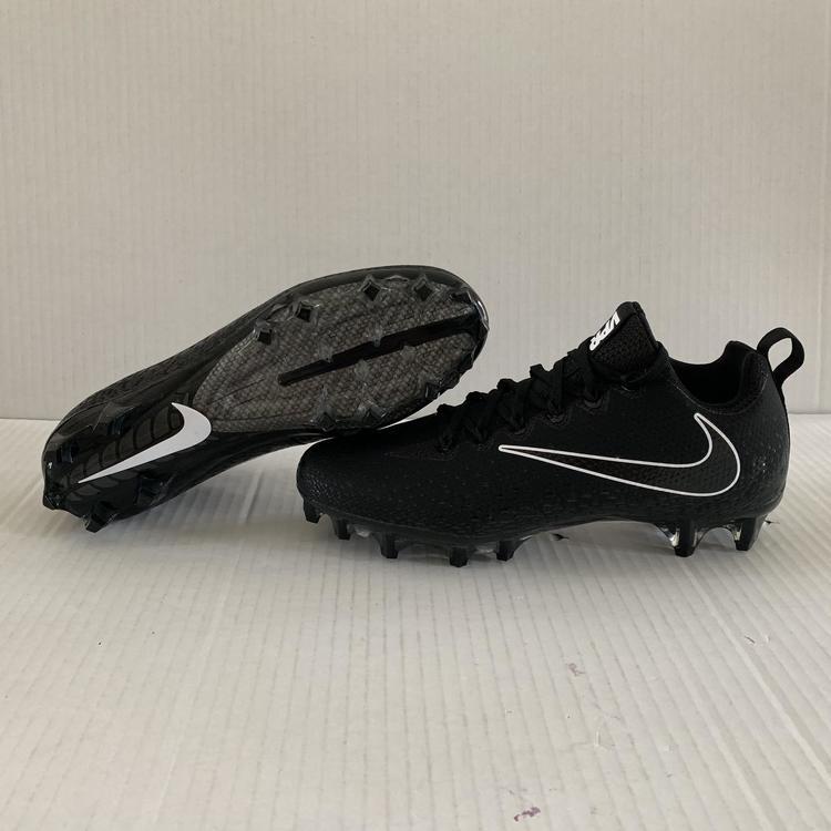 f25eba571e7f ... NIKE VAPOR UNTOUCHABLE PRO BLACK LACROSSE/FOOTBALL CLEATS. Related Items