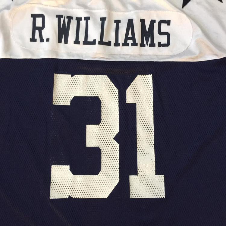 7610ceb34 NFL Dallas Cowboys R. Williams #31 Size XL Reebok Jersey | 15% OFF | Football  Apparel | SidelineSwap