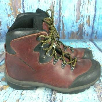 0b49dee688698 Cabela's Gore-Tex Leather Hiking Boots women's 7 brown outdoors fishing |  EXPIRED | Hike & Camp Hiking Boots & Shoes | SidelineSwap