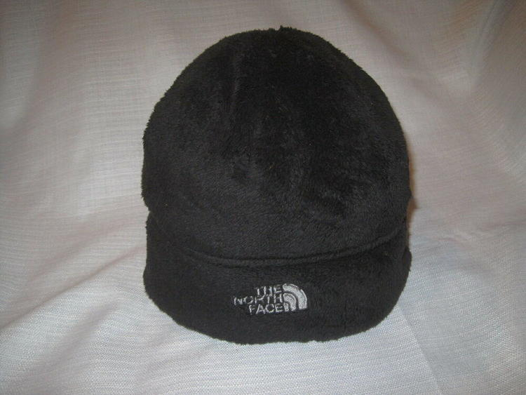 13846441b The North Face Denali Fleece Beanie Winter Hat Unisex One Size black