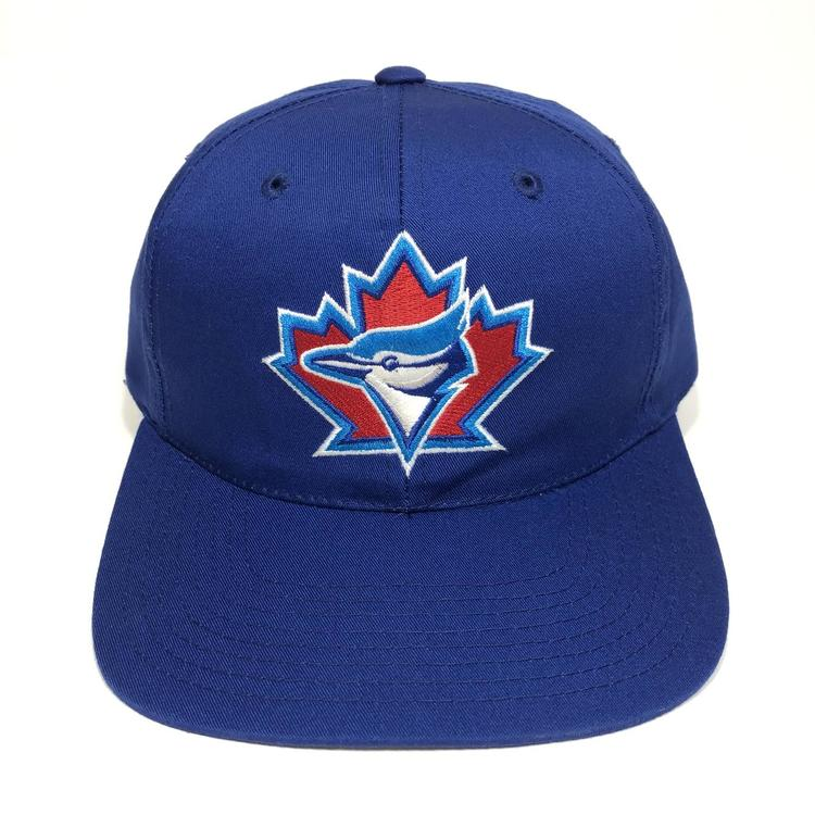 2d78fba49c0ed Vintage Toronto Blue Jays Snapback Hat. Related Items
