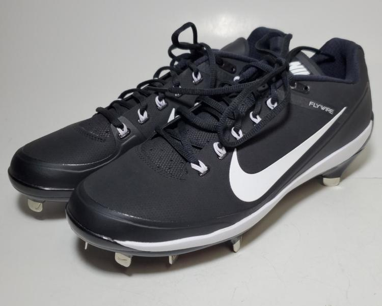 New Nike Air Clipper FLYWIRE (US Size 11) Black Baseball Cleats