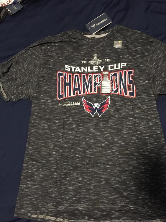 more photos 1e73e b2ba6 Washington Capitals Stanley Cup Shirt