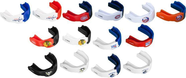 2 PACK New Tapout Vancouver Canucks Mouth Guard