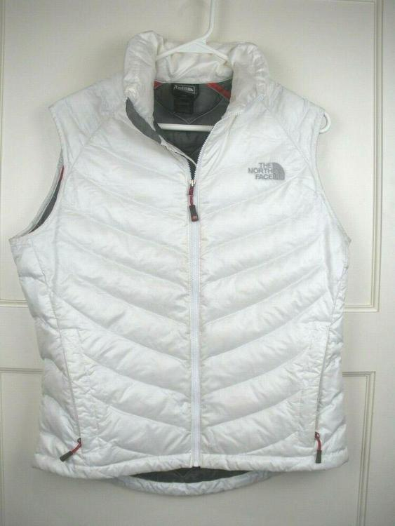 91f4c17fa The North Face Summit Series White Goose Down Puffer Vest Woman's Size: M