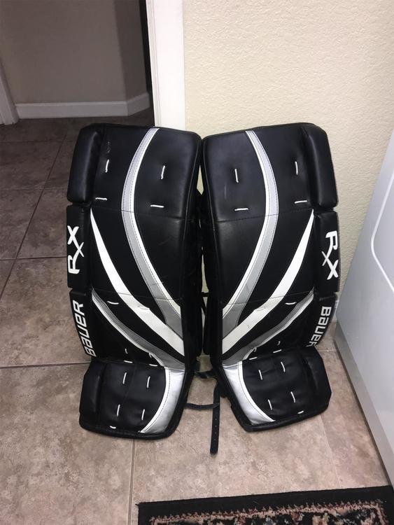 Bauer Pads Hockey Goalie Sidelineswap