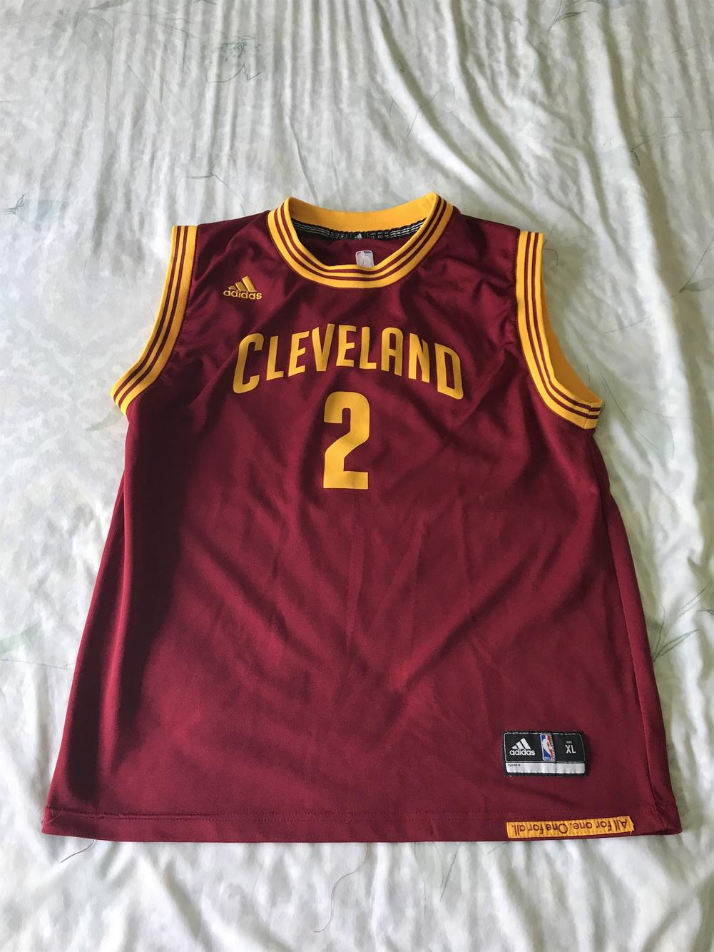 Cleveland Cavaliers Jersey (Kyrie Irving) | SidelineSwap